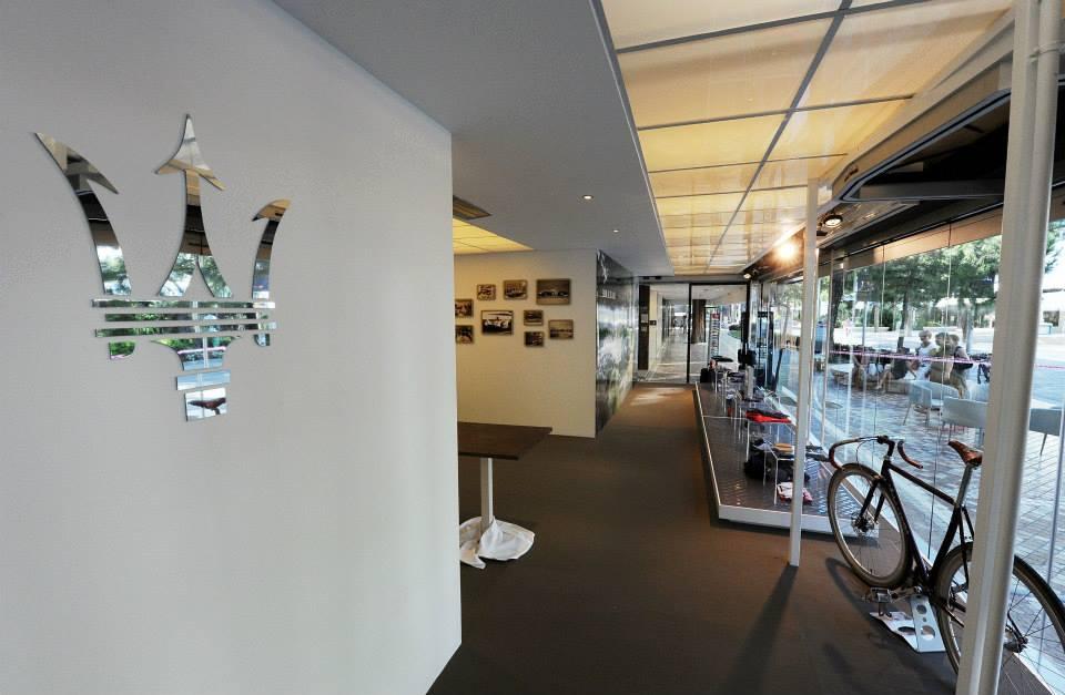 Inaugurazione Maserati Temporary Store Milano Marittima